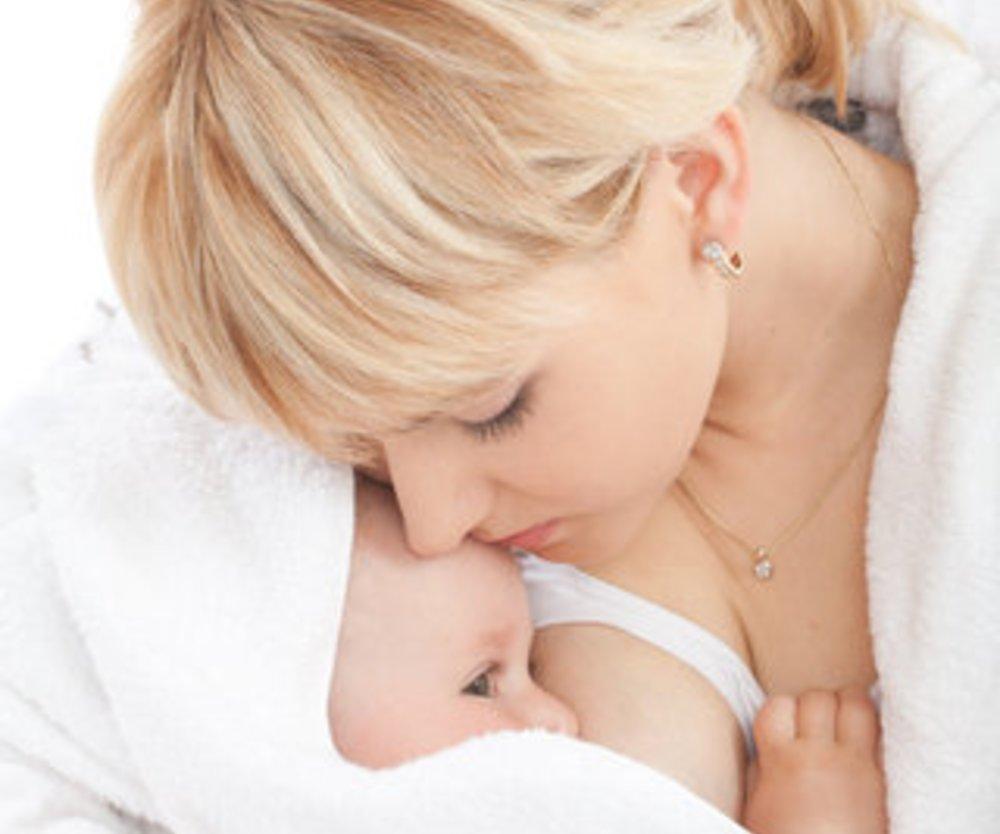 Stillen: Viele Mütter hören nach 6 Monaten auf
