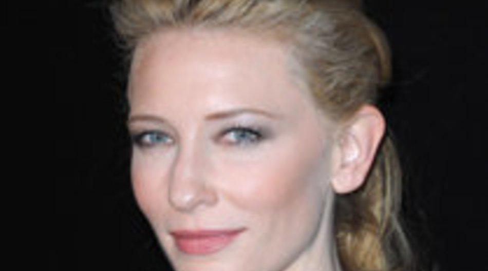 Cate Blanchett am Kopf verletzt