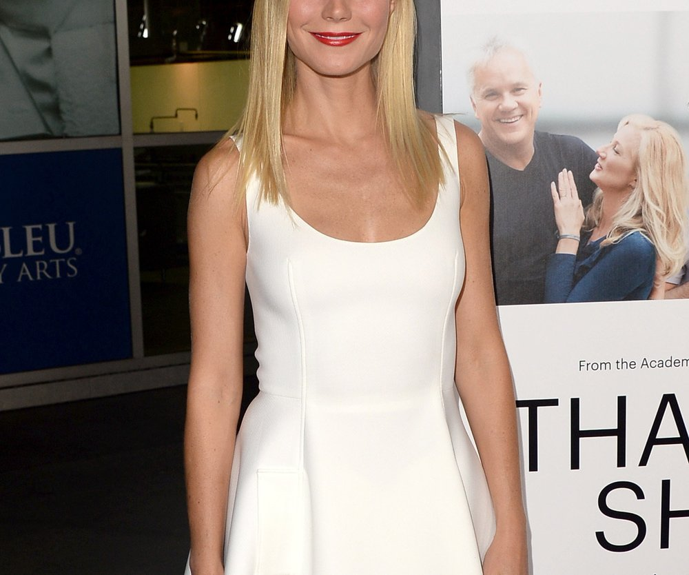 Gwyneth Paltrow kann mit Kritik umgehen