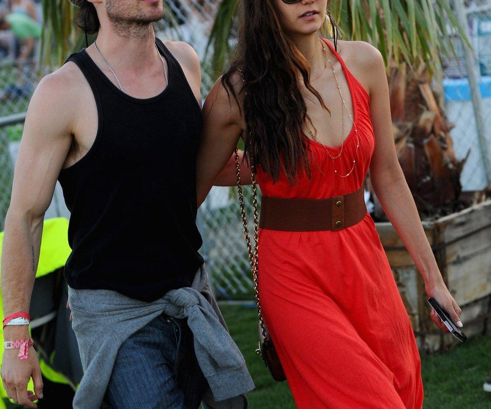 Vampire Diaries-Stars Nina Dobrev und Ian Somerhalder getrennt?