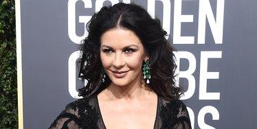 Golden Globe Awards Catherine Zeta-Jones