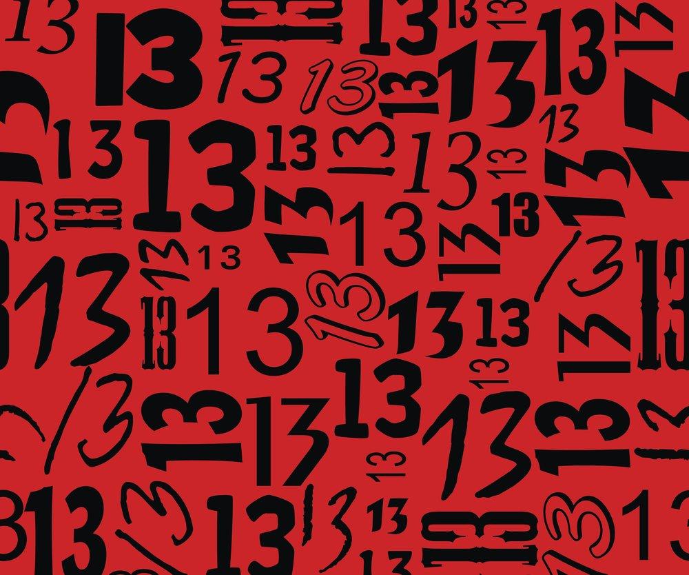 Unglückszahl 13