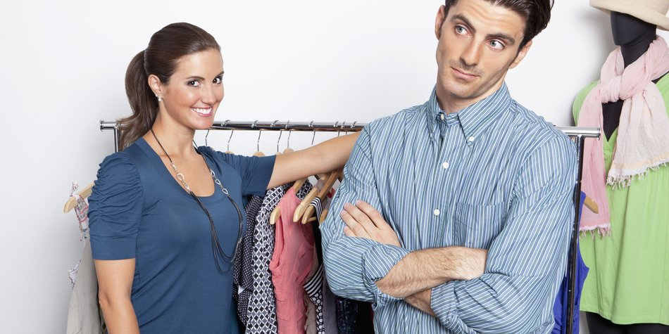 Darf man gegenseitig Klamotten ausmisten?