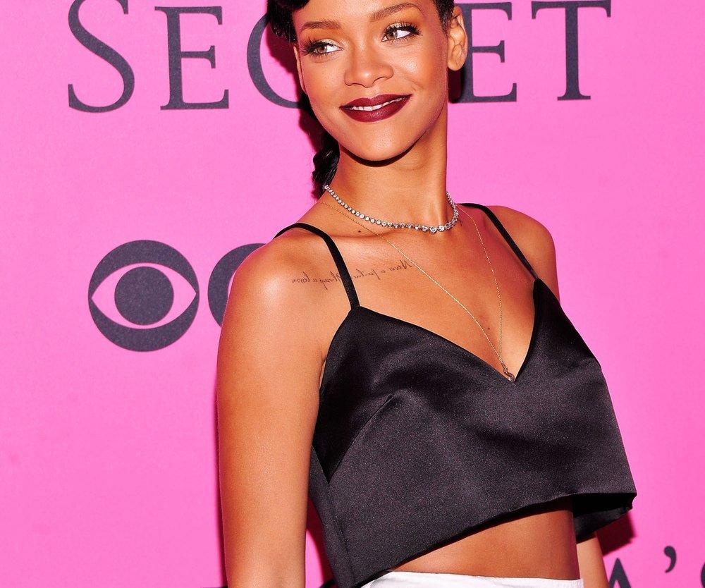 Rihanna verbündet sich mit Karrueche Tran