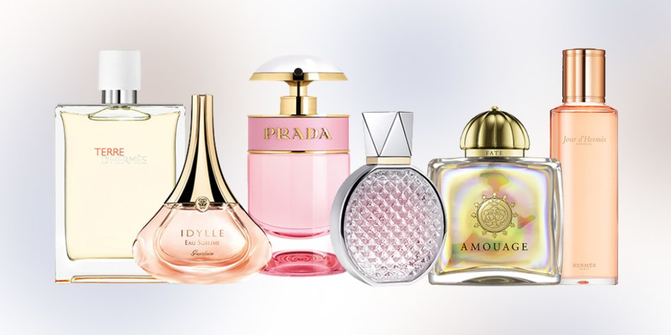 HERMÈS, Guerlain, Prada, Stella McCartney, Amouage
