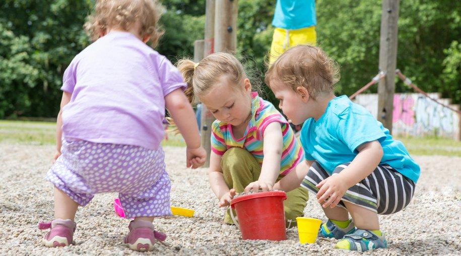 Mit Pampers wird Deutschland zum Kinderland