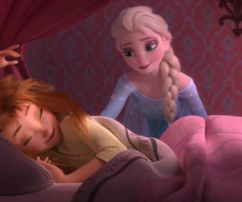 """Disney veröffentlicht erste Bilder vom neuen """"Eiskönigin""""-Kurzfilm"""