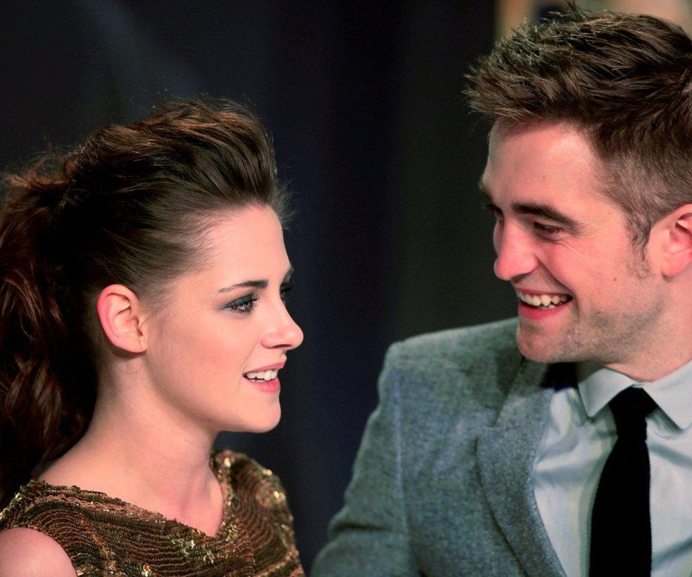 Robert Pattinson: Lügendetektortest für Kristen Stewart