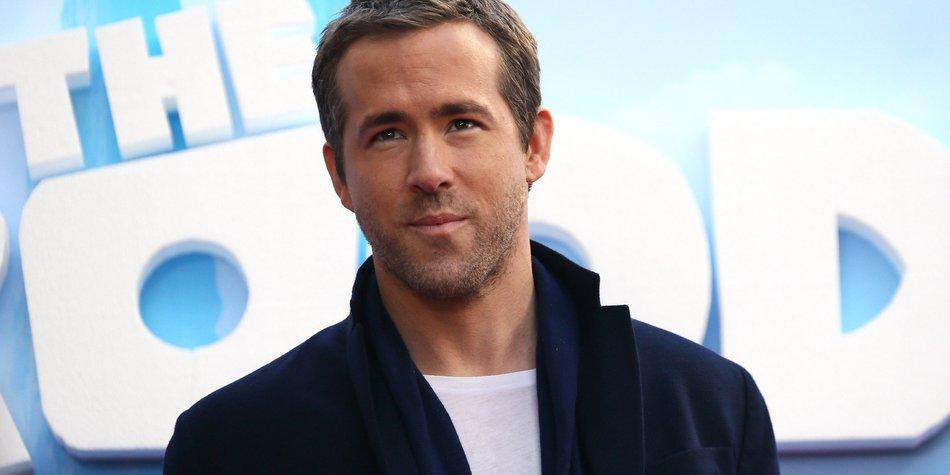 Ryan Reynolds wickelt Schwiegerväter um den Finger