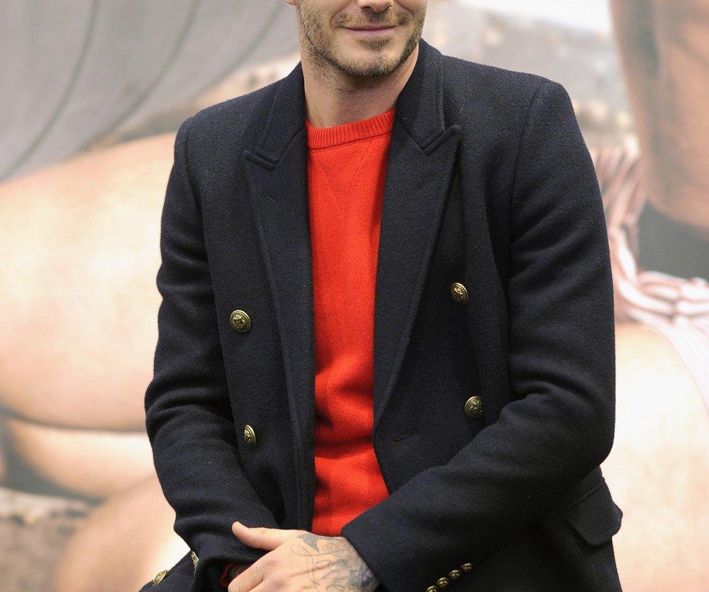David Beckham geht in den Dschungel