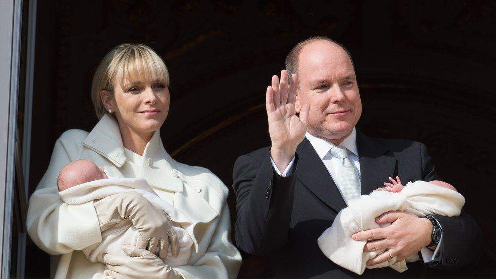 Charlène von Monaco: Im Mai werden die Zwillinge getauft
