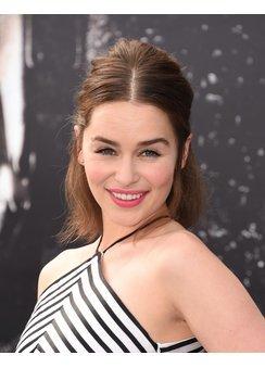 Emilia Clarke auf dem Red Carpet