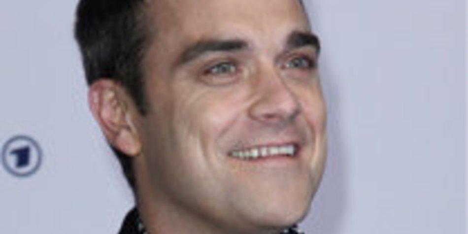 Robbie Williams: Es war Magie