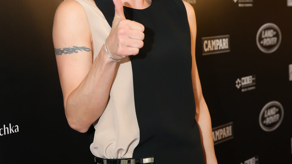 Michelle Hunziker kuschelt mit Klein-Celeste