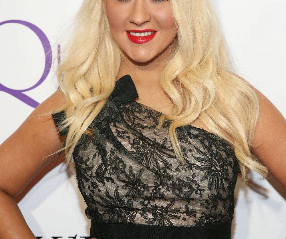 Christina Aguilera sahnt ab!
