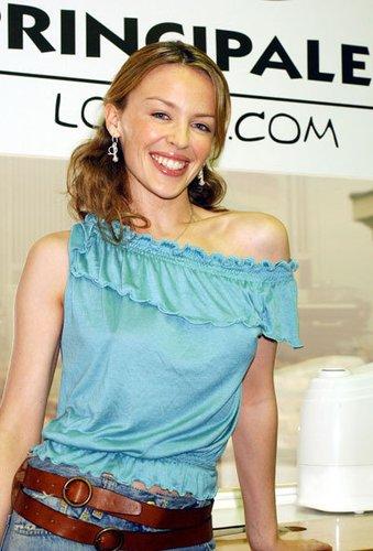Kylie Minogue: Popsängerin