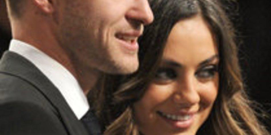 Justin Timberlake: Mila Kunis ist nur eine Freundin