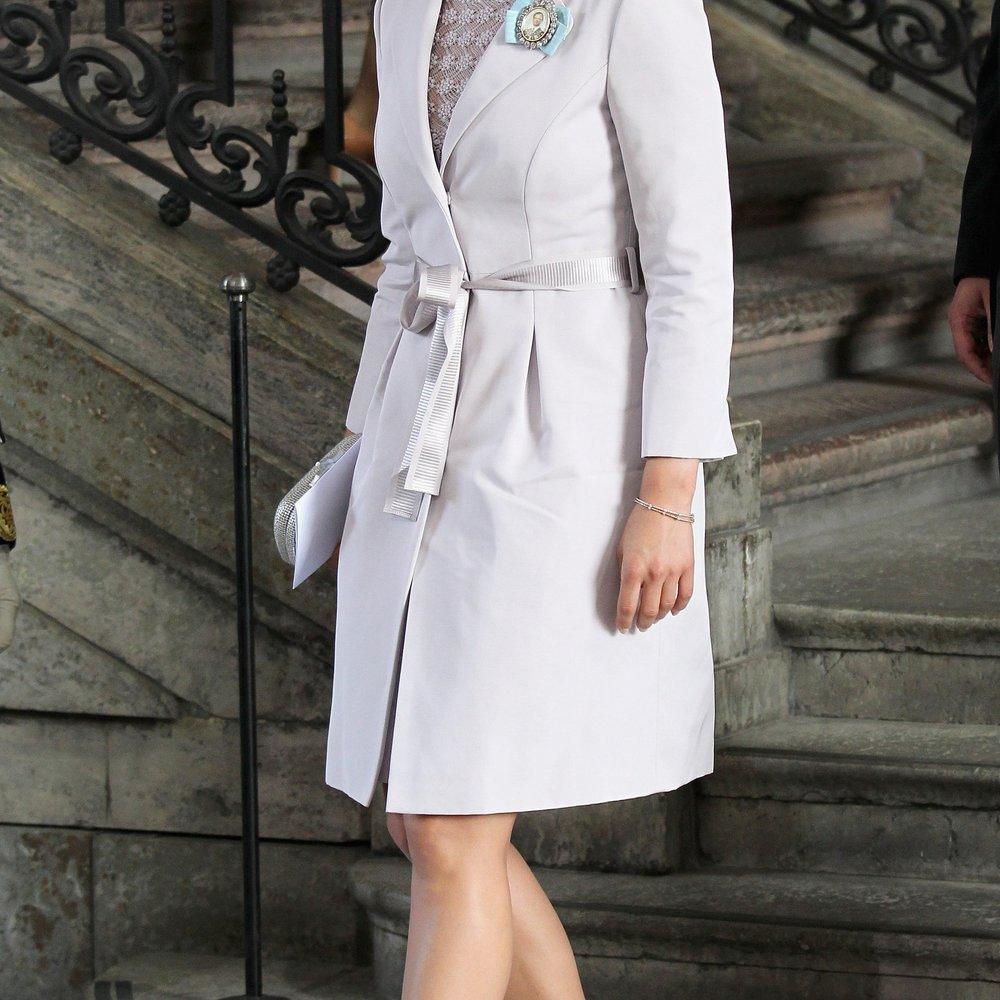 Prinzessin Madeleine schwärmt von Estelles Fürsorge