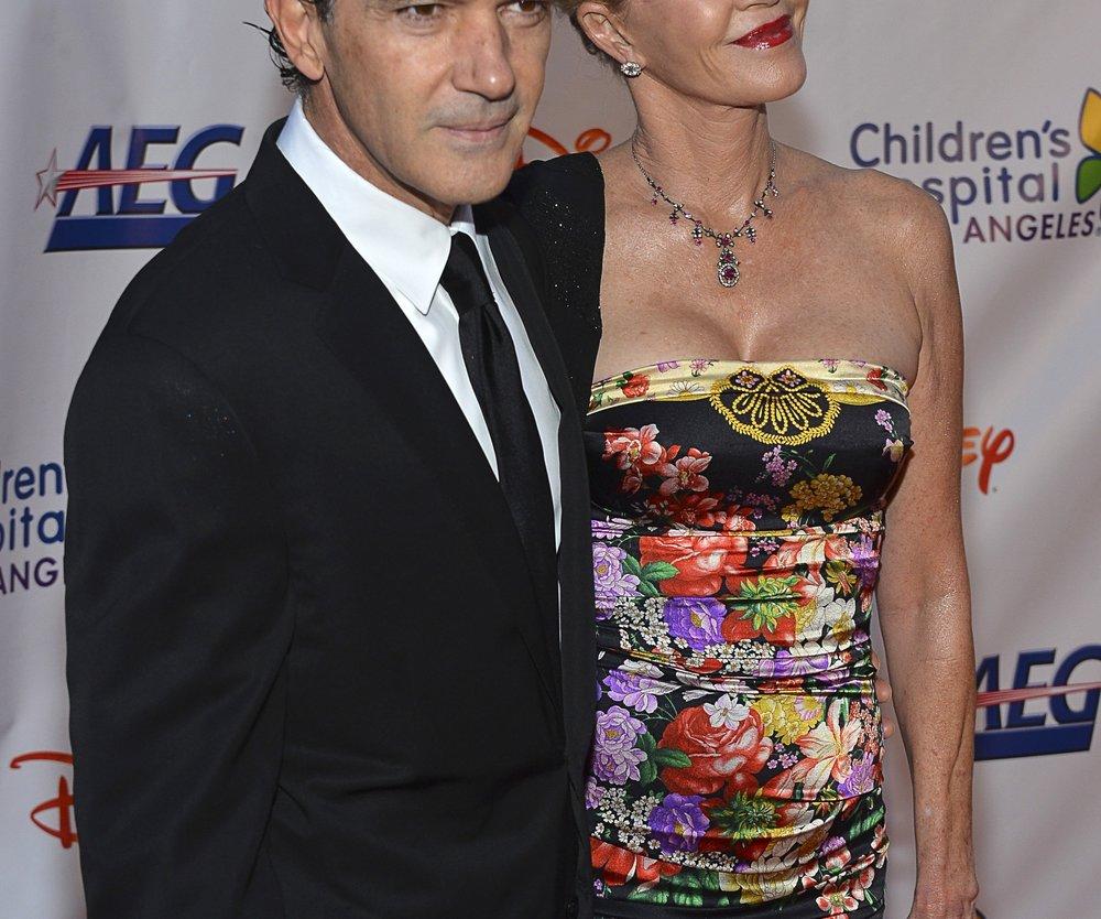 Antonio Banderas hat Melanie Griffith immer geliebt