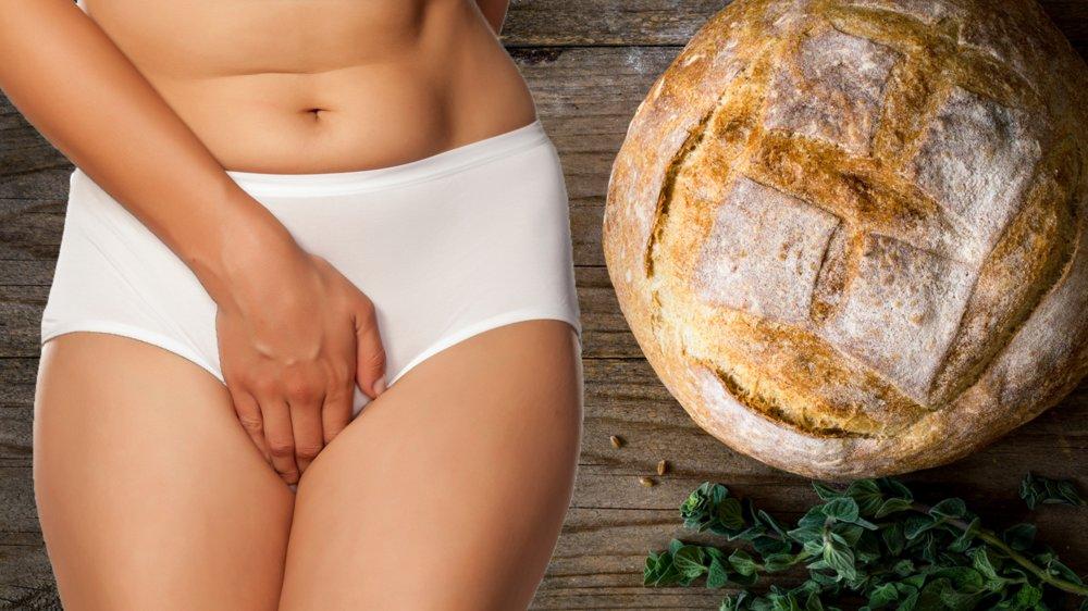 Kann man mit Hefepilzen aus der Vagina Brot herstellen?