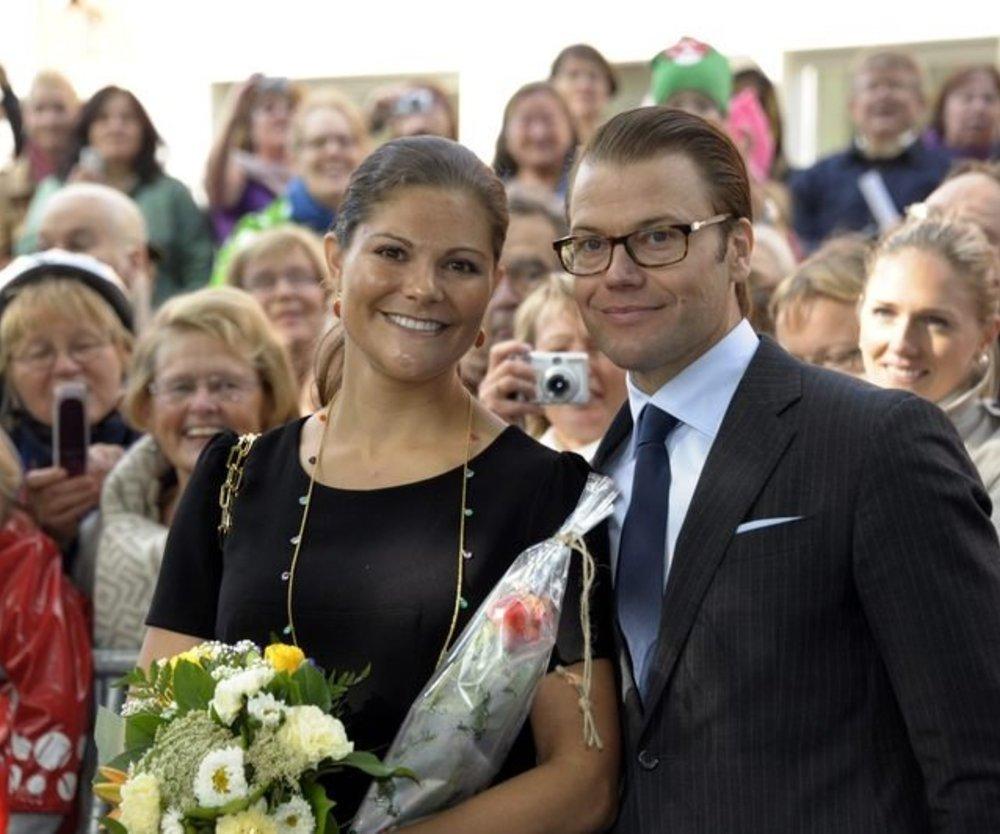 Victoria von Schweden mit Babybauch