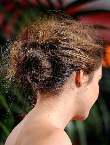 Messy hair bei Shailene Woodley