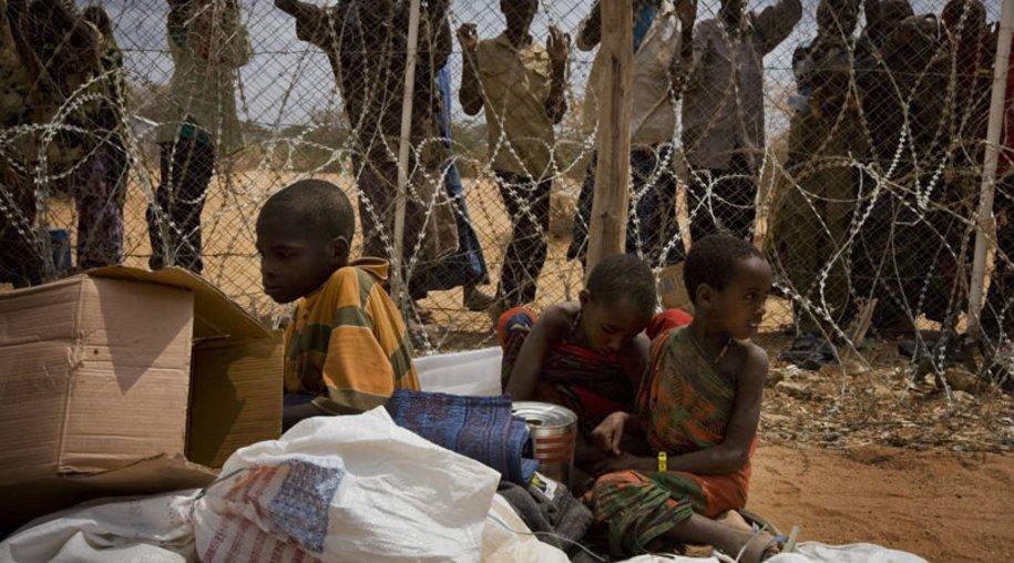 Ostafrika: 500.000 mangelernährte Kinder
