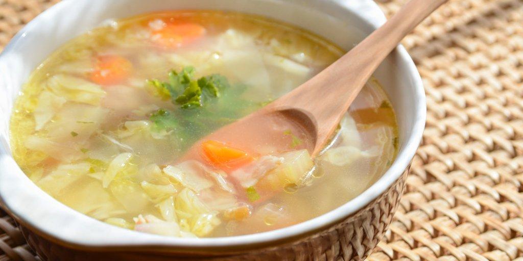 Gewichtsverlust Suppe 7 Kilo in 5 Minuten