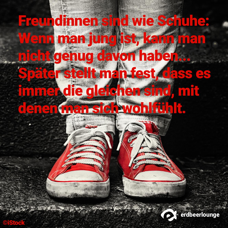 Freundschaft 4 - Freundinnen Schuhe