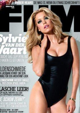 Sylvie van der Vaart in der FHM