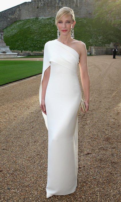 Cate Blanchett bei einem Gala Dinner mit Prinz William