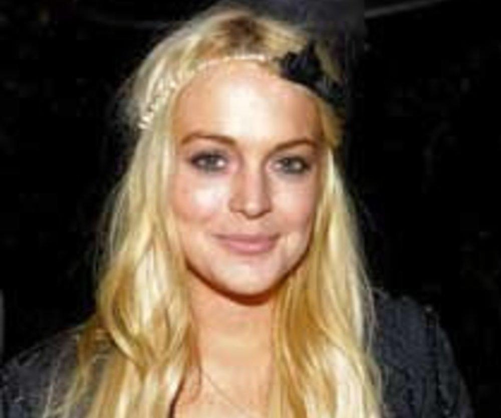 Lindsay Lohan und ein Dreier