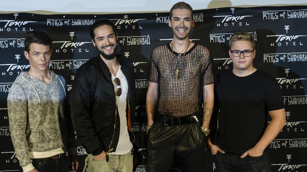 Bill Kaulitz: Hatte er Angst vom Tokio Hotel-Comeback?
