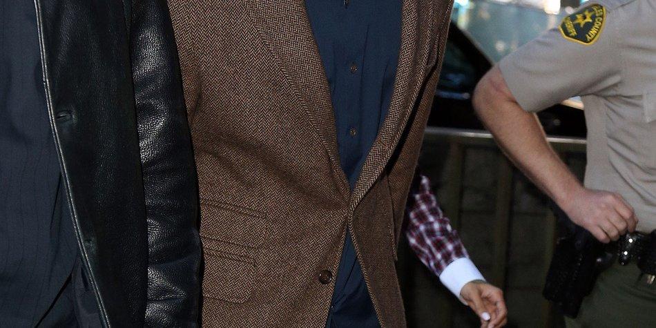 Chris Brown: Der Ruhm soll schuld an seinen Problemen sein
