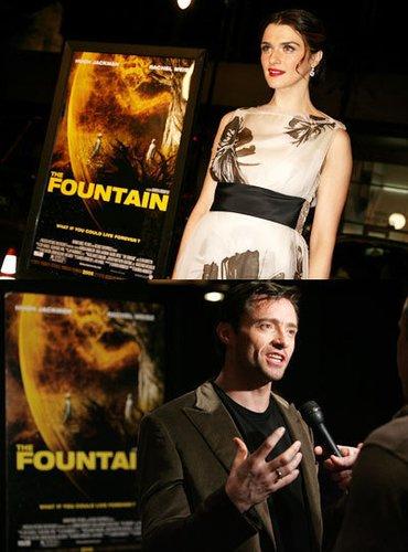 The Fountain mit Hugh Jackman