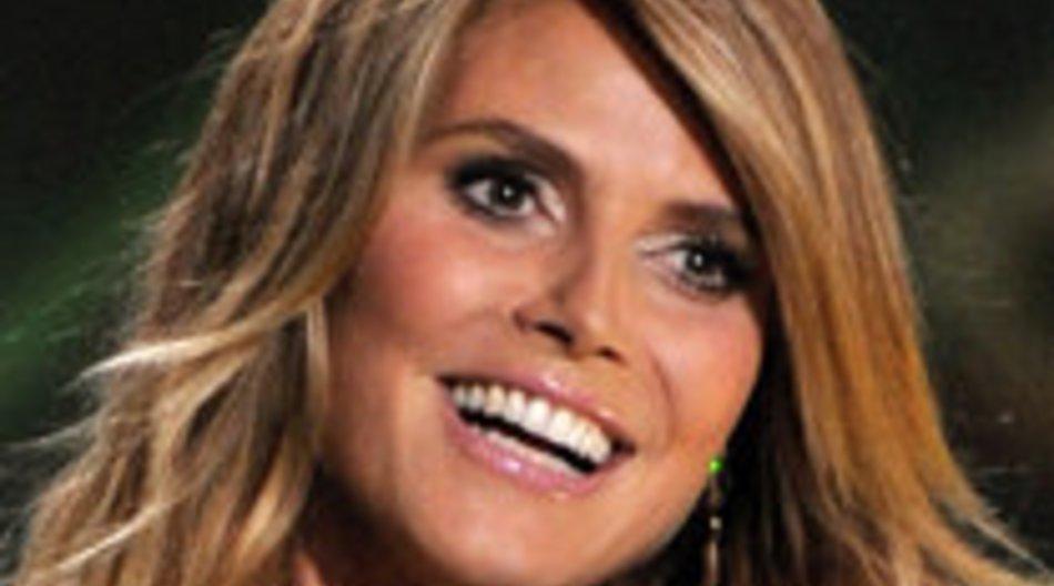 Heidi Klum freut sich auf Thanksgiving