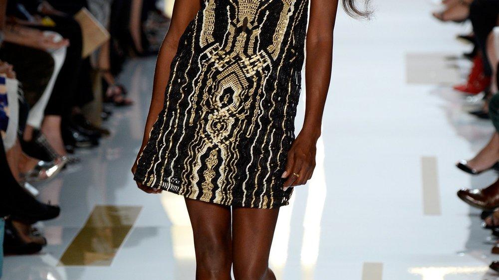 Diane von Fürstenberg bringt Afrika zur New York Fashion Week!