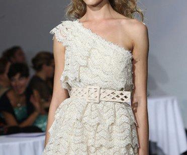 Verspieltes Kleid von Luisa Beccaria