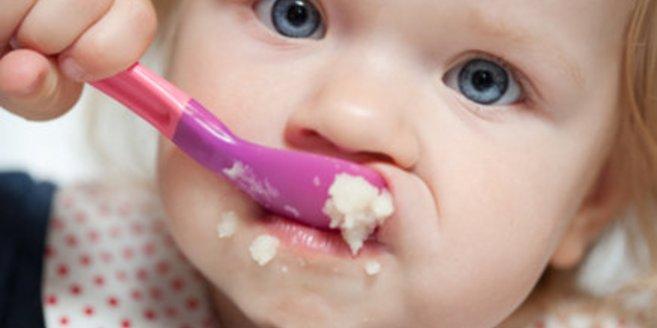 Beim Babybrei kommt es auf die Zutaten an.