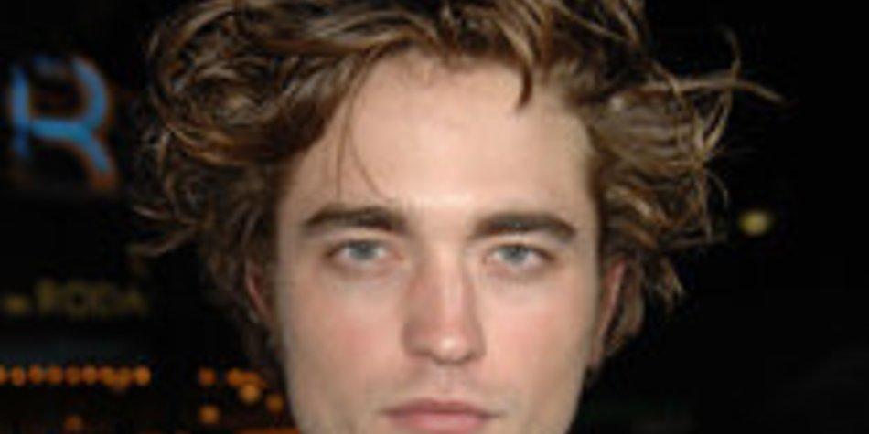 Robert Pattinson: Sexiest Man Alive