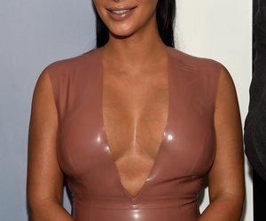 Kim Kardashian zeigt ihren Babybauch – und mehr!