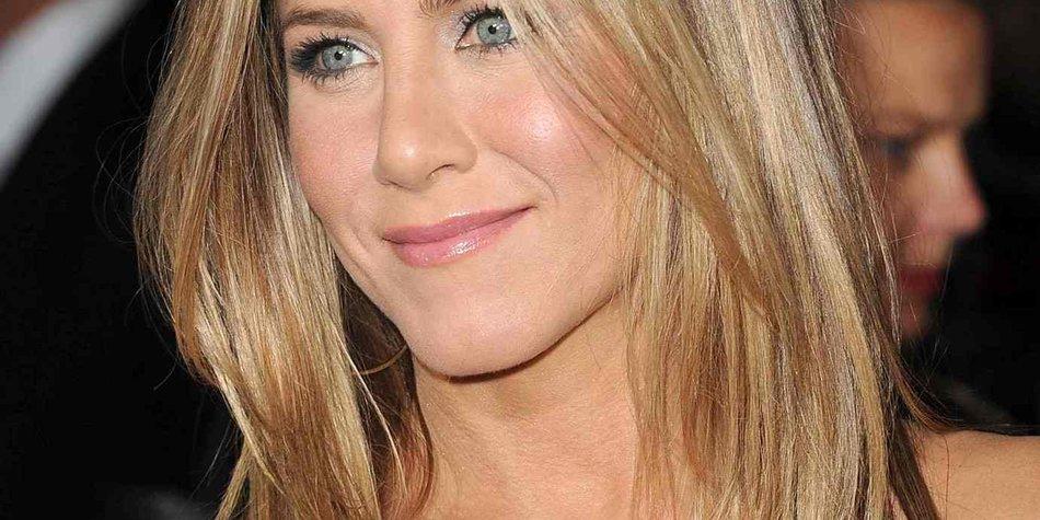 Jennifer Aniston: Kein Flirten am Set