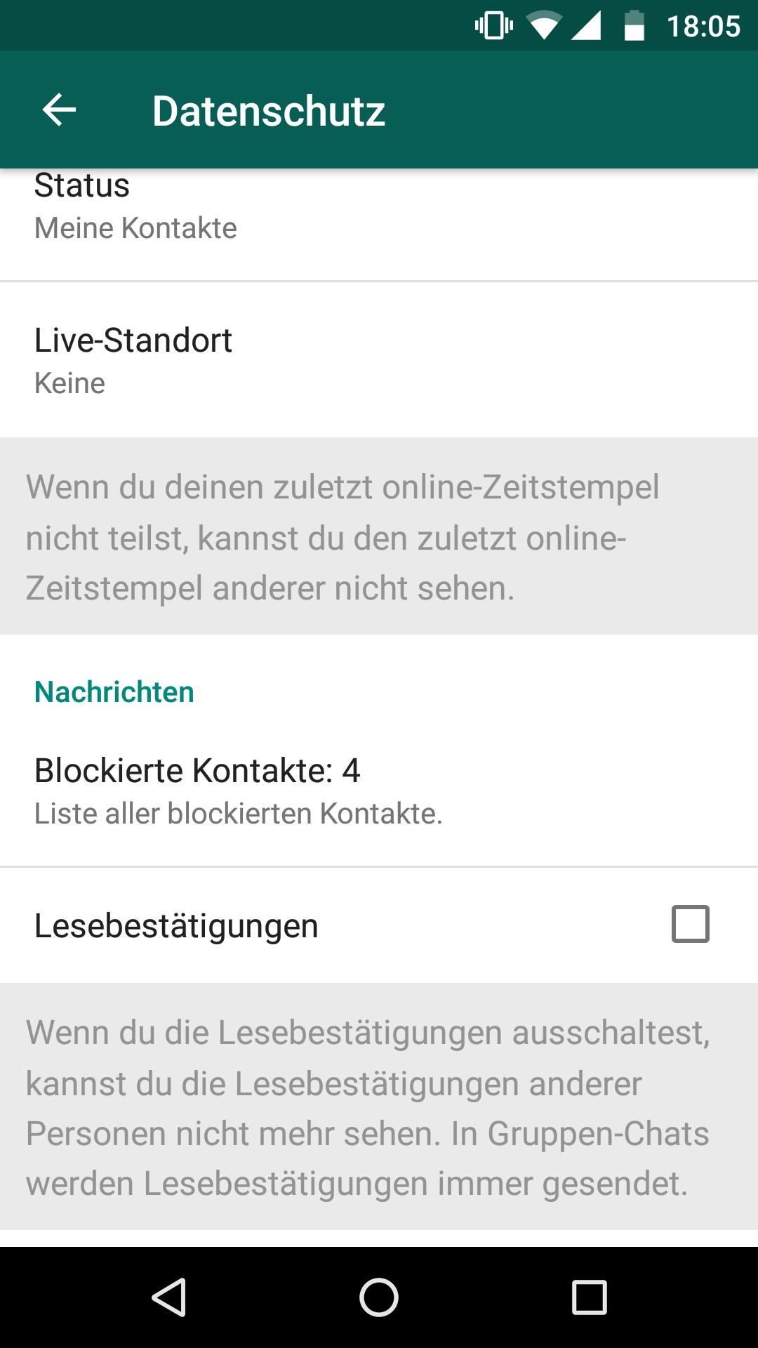 Whatsapp So Verbirgst Du Deinen Online Status Desiredde