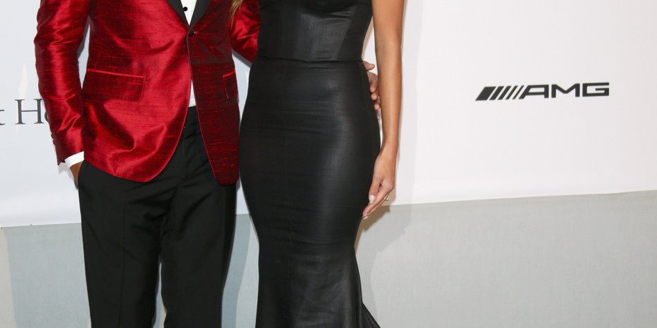 Nicole Scherzinger und Lewis Hamilton feiern ihren sechsten Jahrestag