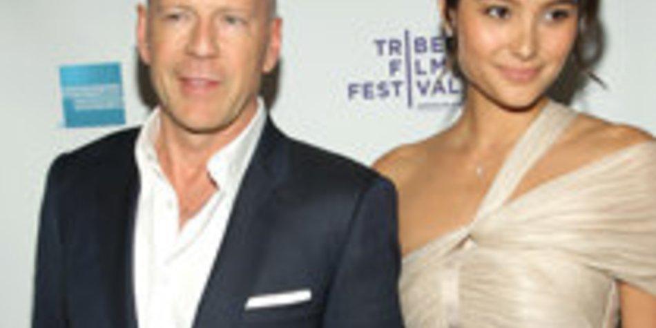 Will Bruce Willis wieder heiraten?