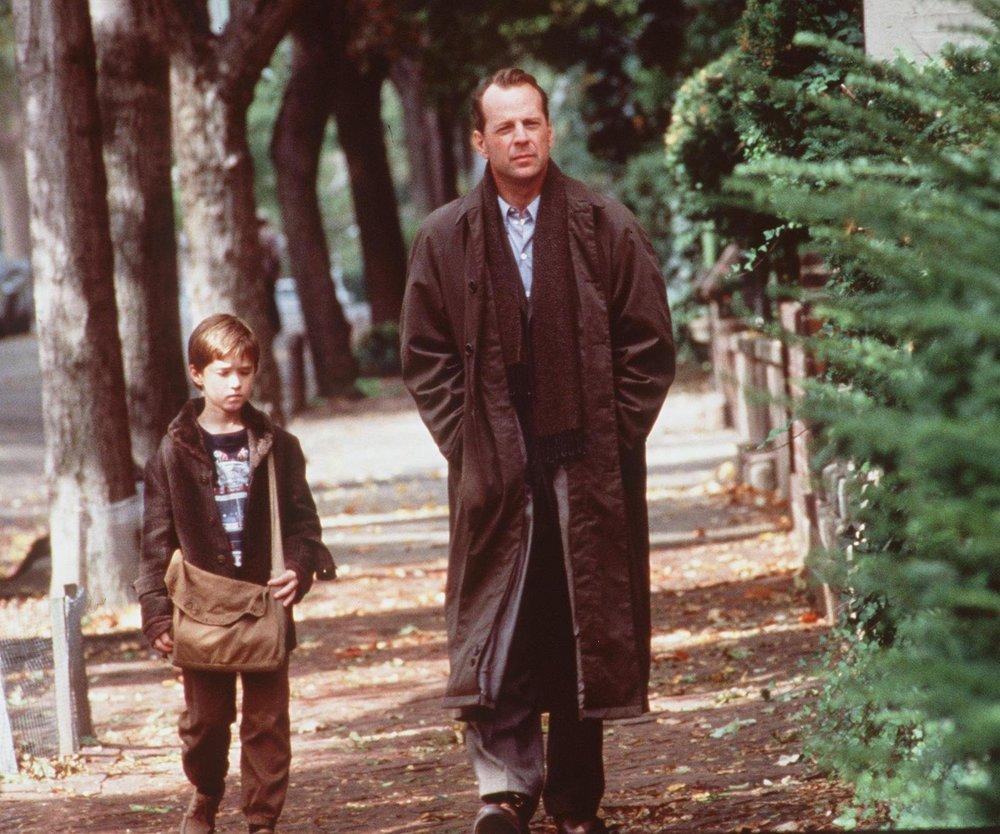 Bruce Willis in Psychothriller