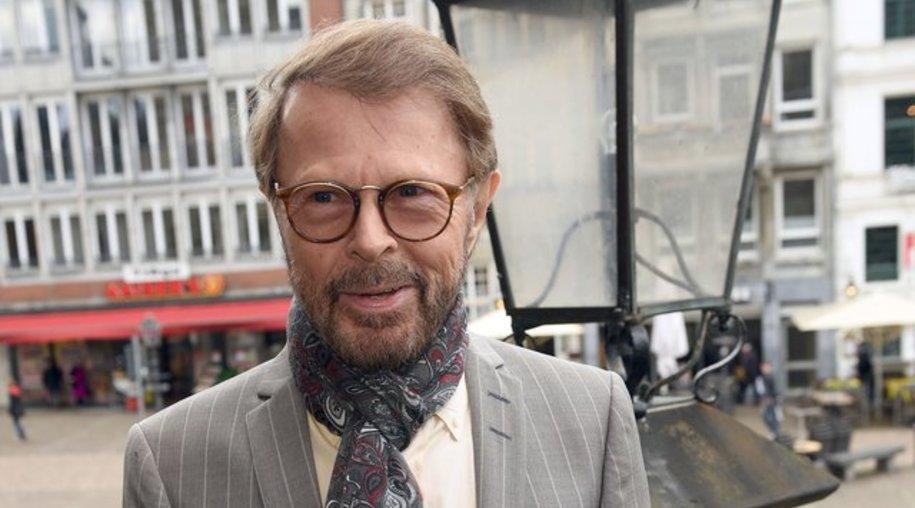 Abba-Star Björn Ulvaeus schaut sich nur das Finale an.