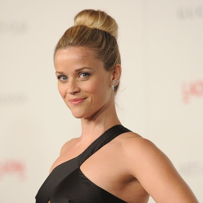 LOS ANGELES, CA - NOVEMBER 05:  Actress Reese Witherspoon attends LACMA's Art And Film Gala Honoring Clint Eastwood And John Baldessari at LACMA on November 5, 2011 in Los Angeles, California.  (Photo by Jason Merritt/Getty Images)