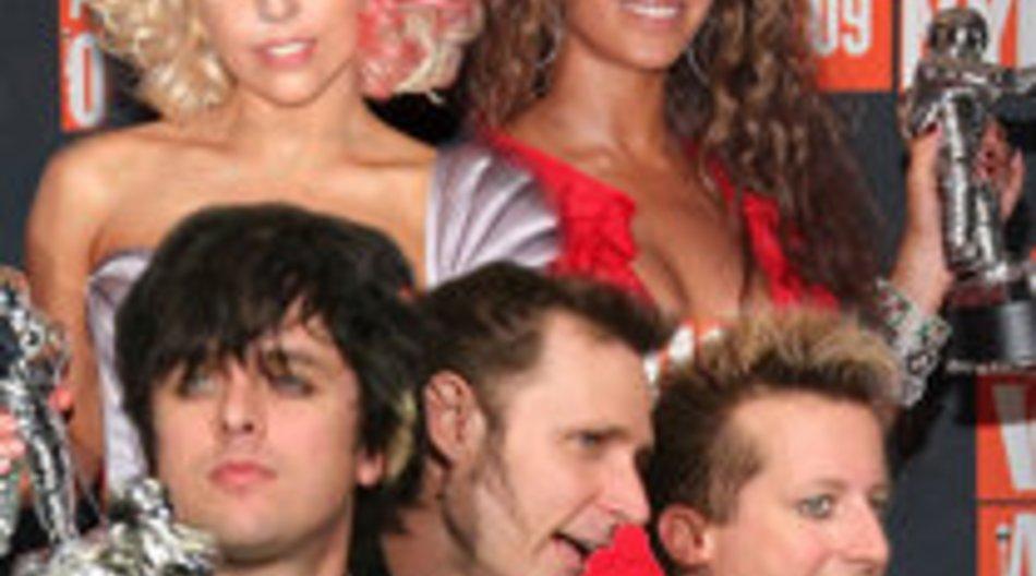 Abräumer bei MTV Video Music Awards: Lady Gaga, Beyoncé, Green Day