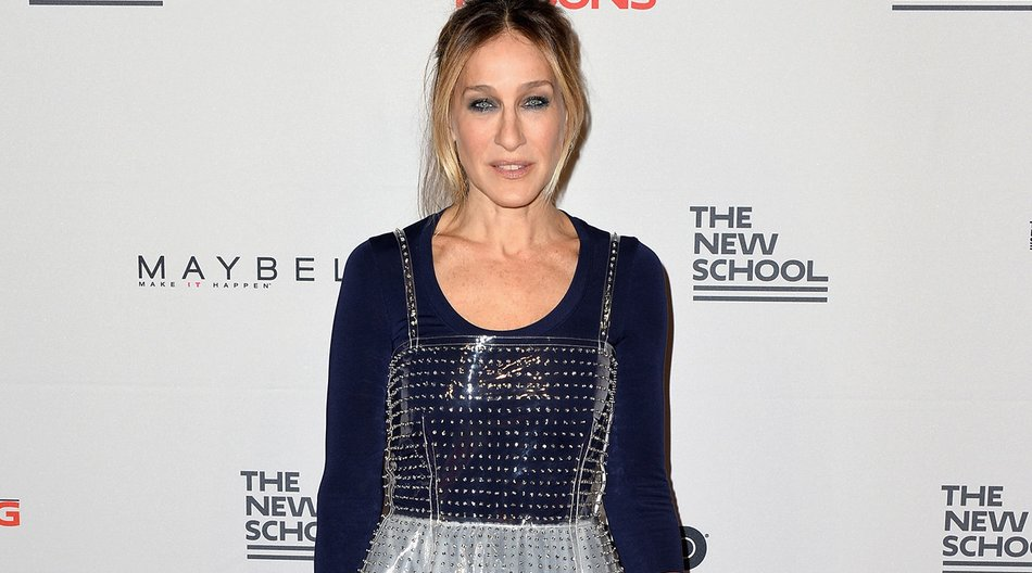 NEW YORK, NY - MAY 23: Actress Sarah Jessica Parker attends the 2016 Parsons Benefit at Chelsea Piers on May 23, 2016 in New York City. (Photo by Andrew Toth/Getty Images for Parsons School of Design/The New School)